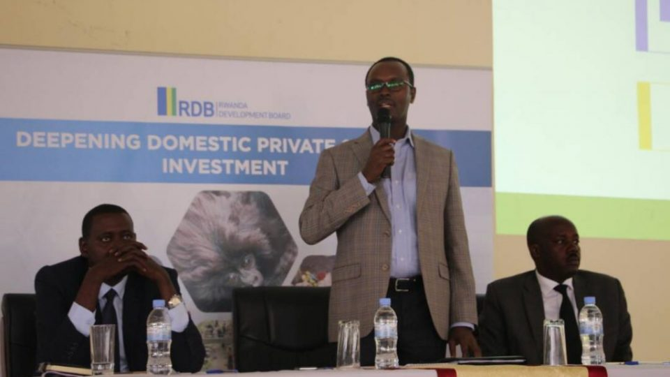 depending private sector investment