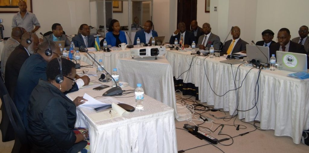 GVTC Council of Ministers Meeting in Kigali_1