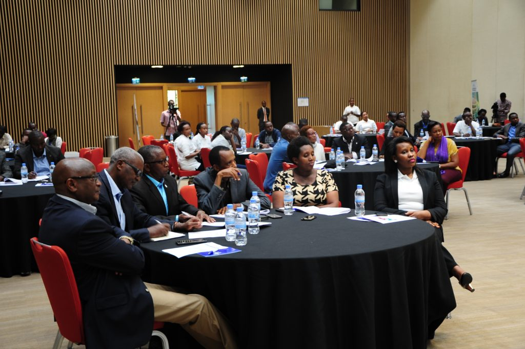 Held under the theme; Reach for Gold, IP and Sports, RDB convened different stakeholders from the sports fraternity