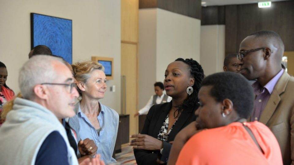 It was a networking opportunity for the business communities as well