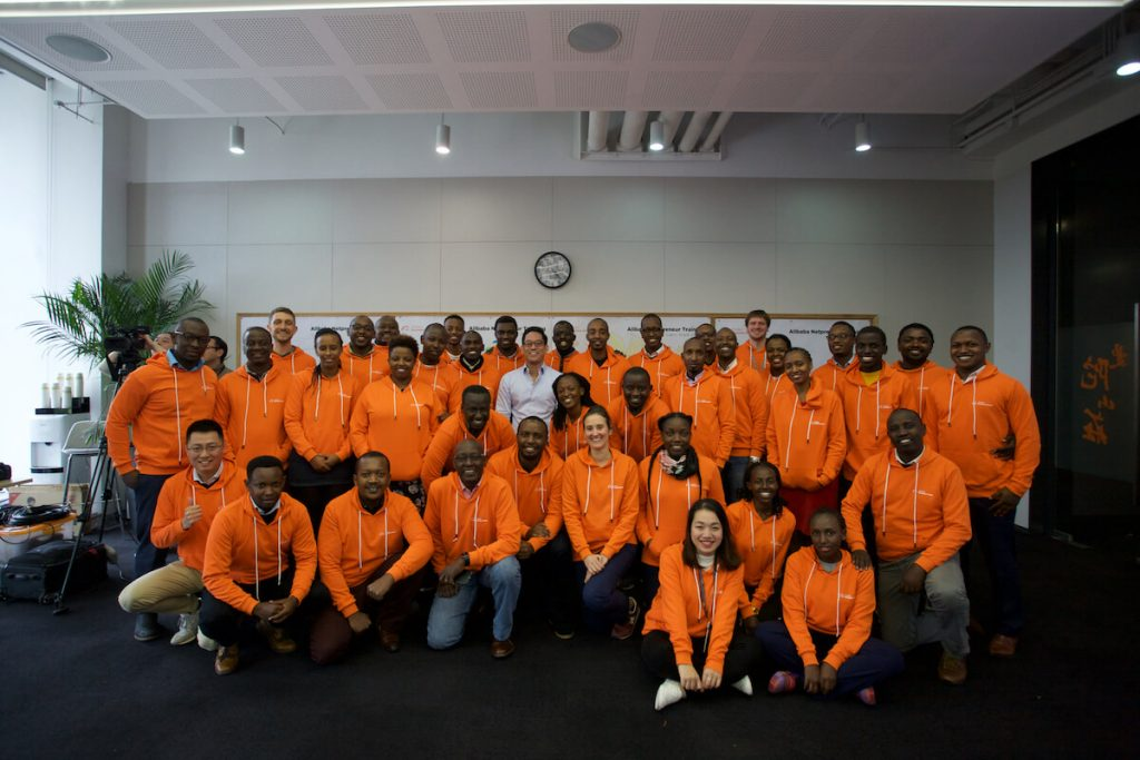 30 Rwanda-based entrepreneurs and founders completed the first Alibaba Netpreneur Training Program earlier this year in China (1) 2