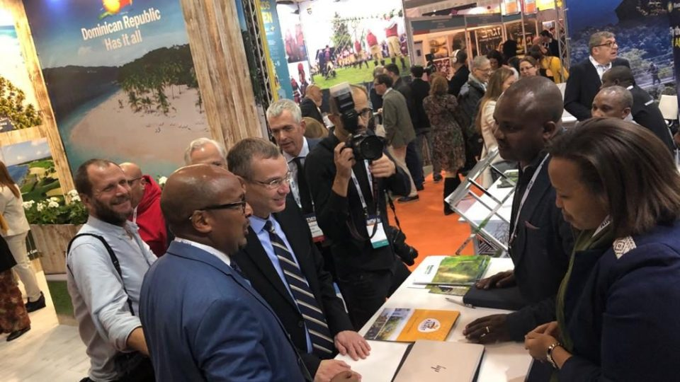 Rwanda is courting more tourists from the Middle East at the ongoing IMTM 2020 Travel Fair in Israel
